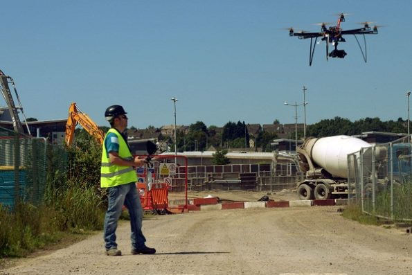 Land Surveying For Factory Planning