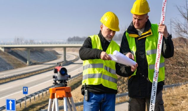 How Land Surveying Helps in Factory Planning
