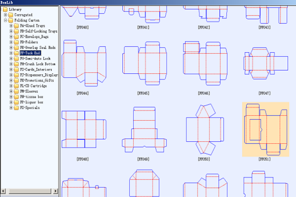 Packaging Design Tools