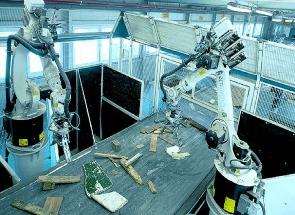 Maintenance & Repair - Zenrobotics