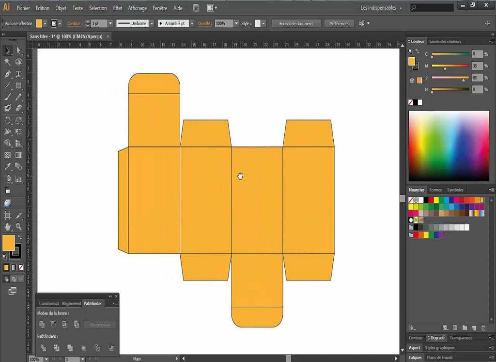대부분의 회사에서 사용하는 3D 패키지 디자인 도구